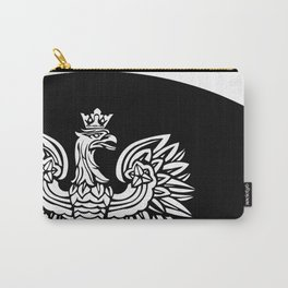 polish statue Carry-All Pouch