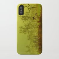 fairies iPhone & iPod Cases featuring Fairies Nebula by Stephanie Koehl