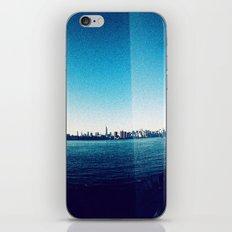 Manhattan Skyline iPhone & iPod Skin