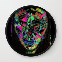 Behold The Shine. Wall Clock