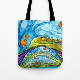 Parallelity Tote Bag