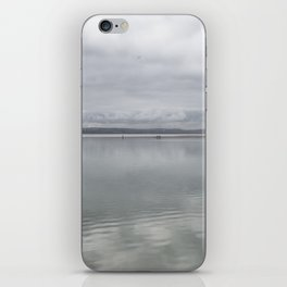 Marine Lake, West Kirby, #1 iPhone Skin