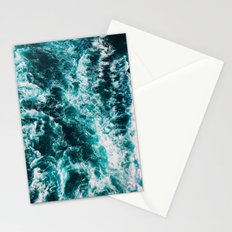Deep Blue Waters Stationery Cards