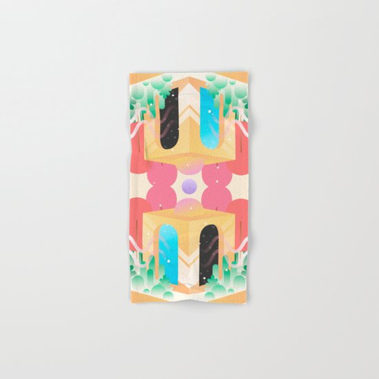 Temple of Time  Hand & Bath Towel