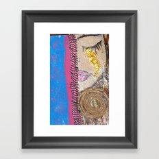 Tears of Gold Framed Art Print