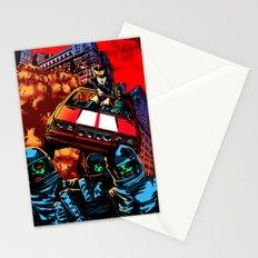 Devil Planet Stationery Cards