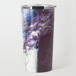 Amethyst Refraction Travel Mug