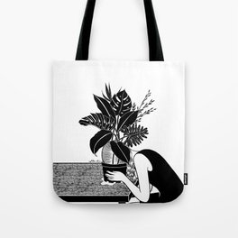 Tragedy makes you grow up Tote Bag