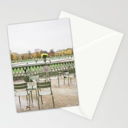 Le Jardin du Luxembourg - Paris France Travel Fine Art Stationery Cards