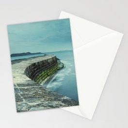 Twisty Harbour Wall Stationery Cards