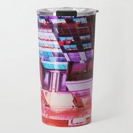 New York City Blade Runner Travel Mug