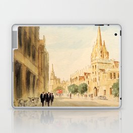 Oxford High Street Laptop & iPad Skin