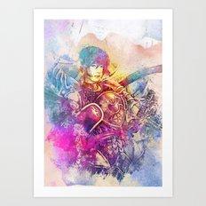 Harakiri Art Print