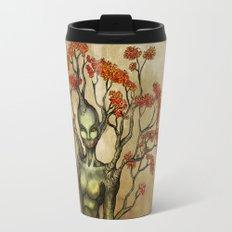 Crimson Dryad Travel Mug