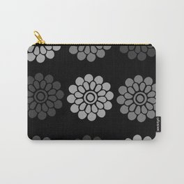 Blackpaper flower Carry-All Pouch