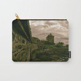 Eilean Donan Castle, Kyle of Lochalsh, Scotland Carry-All Pouch
