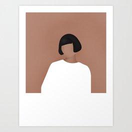 Elle Art Print