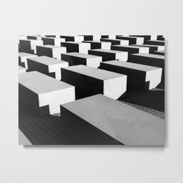 Berlin holocaust Metal Print