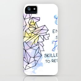 Cute Doctor Gift iPhone Case