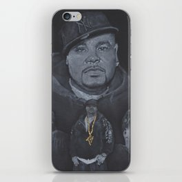 JOE CRACK iPhone Skin