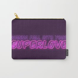 SuperLove / Charli XCX Carry-All Pouch
