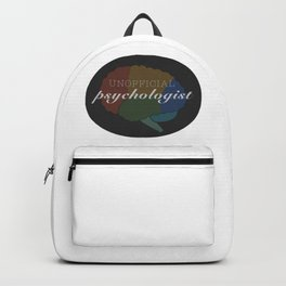 Unofficial Psychologist  Backpack