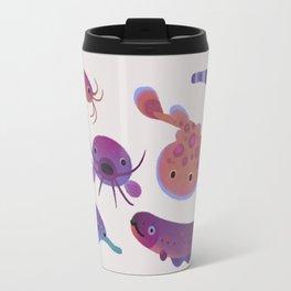 Electric fish Travel Mug