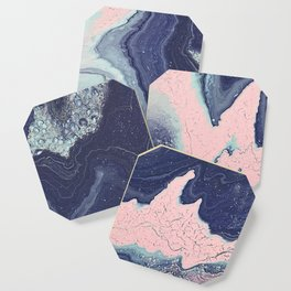 Fluid No. 11 - Geode Coaster