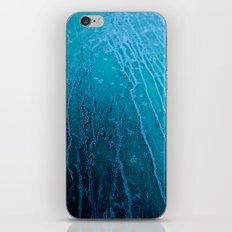 Frozen Lines iPhone Skin