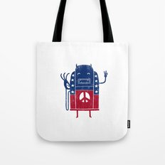 Demon-Crazy Tote Bag