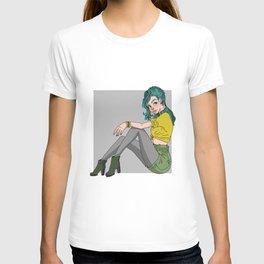 Grunge Chic T-shirt