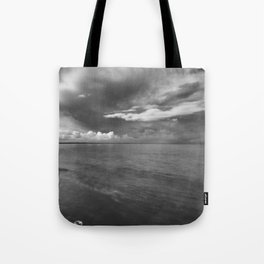 Clouds over St Andrews Tote Bag