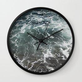 Emerald Gaze Wall Clock