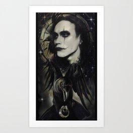 True Love Never Dies Art Print