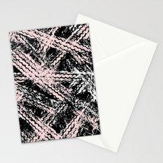 Desert Tracks Pink Stationery Cards