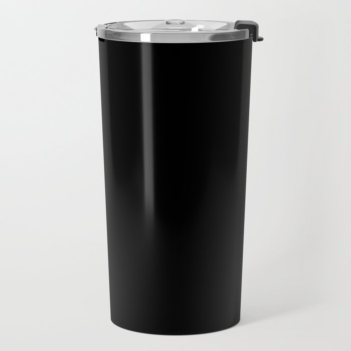 stage microphone Travel Mug