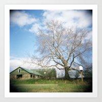 oz Art Prints featuring Oz by Shawn Randolph Lomography