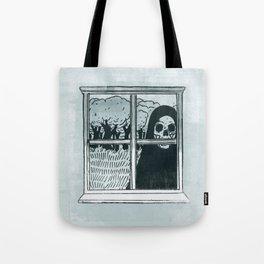 Grim Reapin Tote Bag