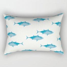 BLUEFIN TUNA Rectangular Pillow