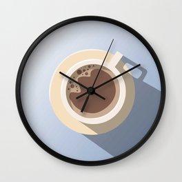 Coffe Break Wall Clock