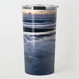 Blue Call of the Sea Travel Mug