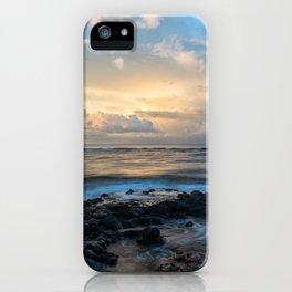 Sunrise, Poipu, Kauai iPhone Case