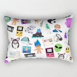 Bring Back the 90's Rectangular Pillow