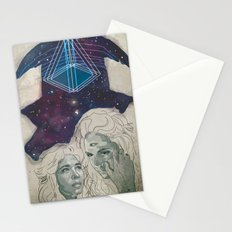 the eye Stationery Cards