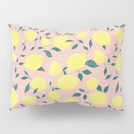 Squeeze a Lemon Pillow Sham