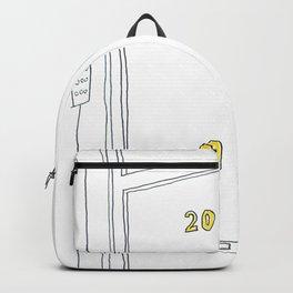20 Camden High St in London Backpack
