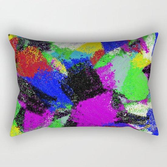Paint To Feel Better Rectangular Pillow