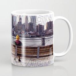 New York Mandala Coffee Mug