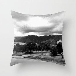 Merlo San Luis Throw Pillow