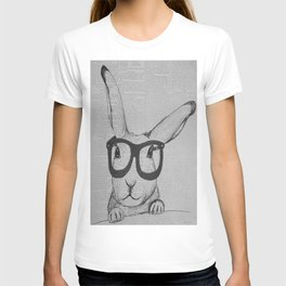 Book Bun T-shirt
